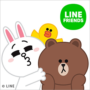 LINE FRIENDS 컬렉션
