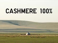 CASHMERE 특집페이지의 대표이미지