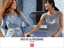 INES DE LA FRESSANGE 특집페이지의 대표이미지