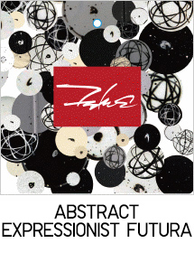 ABSTRACT EXPRESSIONIST FUTURA