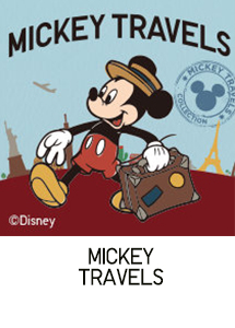 MICKEY TRAVELS