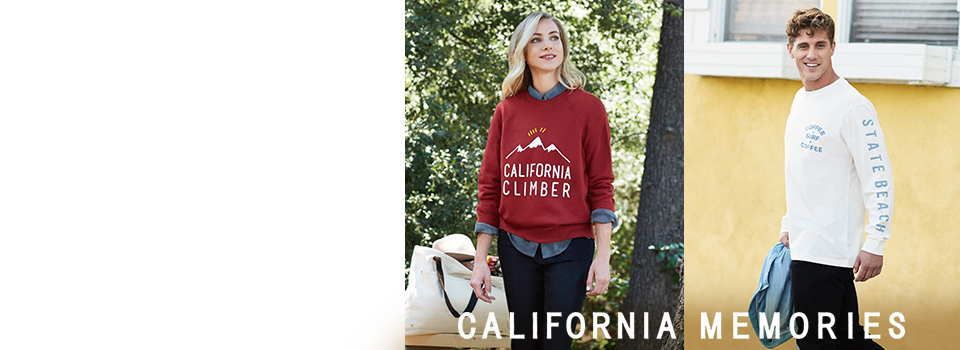 CALIFORNIA MEMORIES