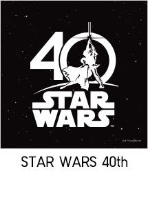 STAR WARS 40th