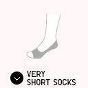 VERY SHORT SOCKS 