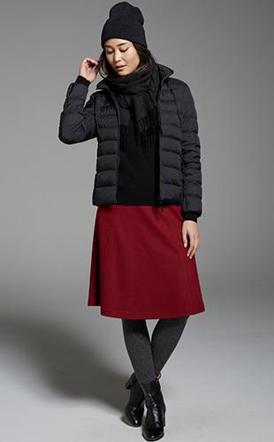 울트라 라이트 다운 재킷