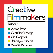 Creative Filmmakers 로고 이미지