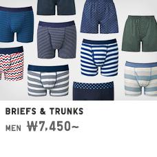MEN BRIEFS TRUNKS