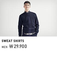 MEN SWEAT SHIRTS 29,900원