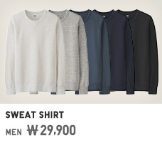 MEN SWEAT SHIRT 29,900원