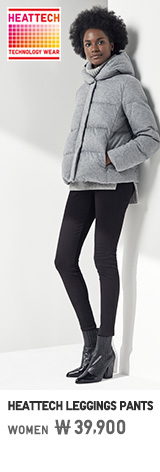 WOMEN HEATTECH LEGGINGS PANTS 39,900원