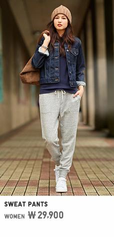 WOMEN SWEAT PANTS 29,900원