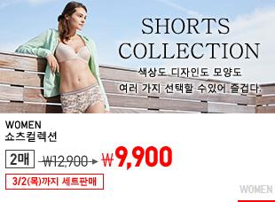 WOMEN SHORTS 6,900원