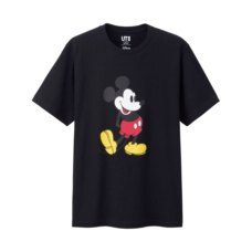 MICKEY STANDS그래픽T(반팔)