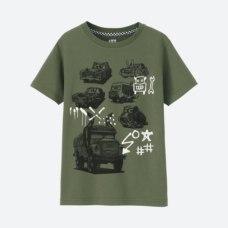 BOYS PIXAR그래픽T(반팔·Cars 3)I