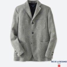 IDLF울블렌드셔츠재킷