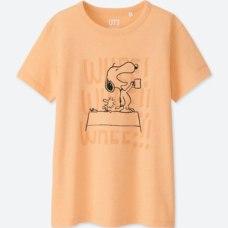 Peanuts그래픽T(반팔)
